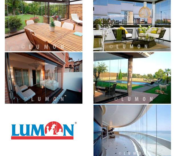 Aluminios PISA es el distribuidor oficial de la marca Lumon en Sevilla.