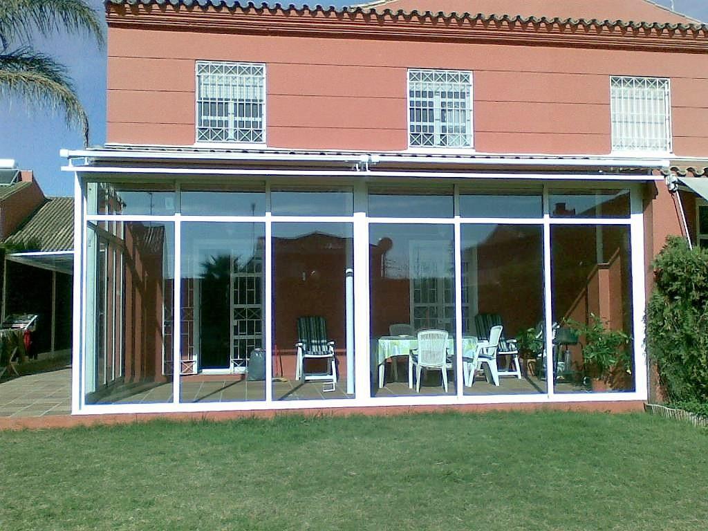 Porches cerrados de aluminio perfect de terraza with porches cerrados de aluminio awesome with - Porches cerrados de aluminio ...