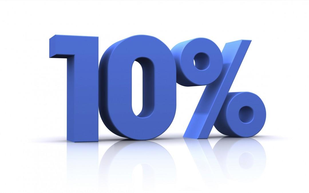 Oferta -10% Diciembre 2018
