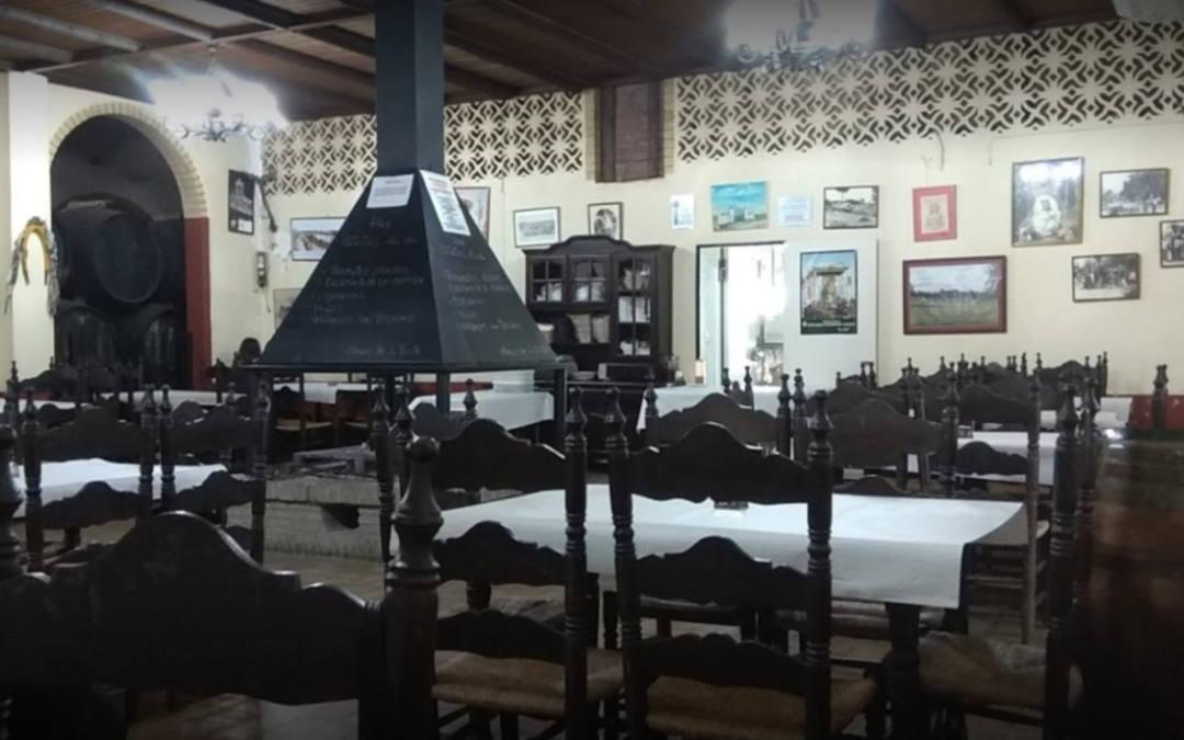 Aluminios Pisa en el Restaurante el Corral de la Pacheca