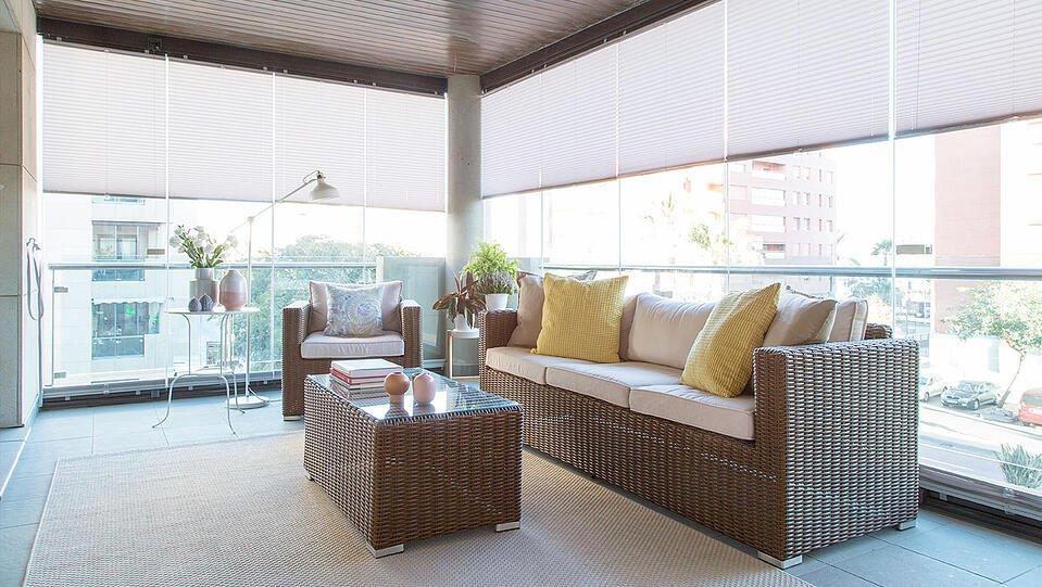 Cierra tu terraza de forma eficiente